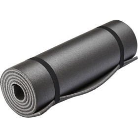 CAMPZ Sleeping Pad Double-Layer 180x50cm, black